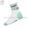 ถุงเท้าจักรยาน ถุงเท้าปั่นจักรยาน โปรทีม Bianchi 2