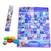 BO085 เกมส์บันไดงู Forzen เกมส์บอร์ด เสริมพัฒนาการ และ IQ และ EQ
