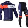 ชุดปั่นจักรยาน แขนยาว IAM เสื้อปั่นจักรยาน และ กางเกงปั่นจักรยาน