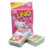 BO090 UNO อูโน่เกมต่อสีและตัวเลข ไซส์ปรกติ Hello Kitty Versions