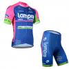 ชุดปั่นจักรยาน Lampre Merida 2015 เสื้อปั่นจักรยาน และ กางเกงปั่นจักรยาน