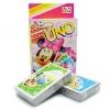 BO088 UNO อูโน่เกมต่อสีและตัวเลข ไซส์ปรกติ Minnie Versions