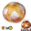 I080 Squishy Puni-maru Jumbo Crusty Butter Bun ขนาด 18 cm ลิขสิทธิ์แท้