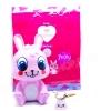 I149 สกุชชี่ Percy the bunny squishy กระต่าย Percy (super soft) ขนาด 16cm ลิขสิทธิ์แท้