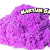 P068 ทรายนิ่ม Martian Sand ทราย มีกากเพชร วิ้งๆ สีม่วง น้ำหนักถึง 1000 กรัม (สินค้ามี มอก)