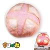I079 Squishy Puni-maru Jumbo Crusty Strawberry Bun ขนาด 18 cm ลิขสิทธิ์แท้