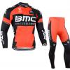ชุดปั่นจักรยาน แขนยาว BMC เสื้อปั่นจักรยาน และ กางเกงปั่นจักรยาน