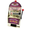 KA030 กระปุกออมสิน Slot Machine รุ่น Casino Slot Bank Machine สีทอง
