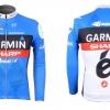 เสื้อปั่นจักรยานแขนยาว Garmin ขนาด XL พร้อมส่งทันที ฟรี EMS