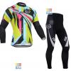 ชุดปั่นจักรยาน เสื้อปั่นจักรยาน และ กางเกงปั่นจักรยาน Fox ขนาด S