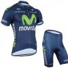 ชุดปั่นจักรยาน Movistar 2015 เสื้อปั่นจักรยาน และ กางเกงปั่นจักรยาน