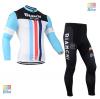 ชุดปั่นจักรยาน เสื้อปั่นจักรยาน และ กางเกงปั่นจักรยาน Bianchi ขนาด M