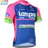 เสื้อปั่นจักรยาน เสื้อจักรยาน Lampre Merida พร้อมส่ง