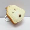 C895 สกุชี่ Snoopy สีขนมปัง (SOFT) ขนาด 5 cm มีกลิ่นขนม
