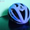 หมวกกันน๊อค จักรยาน BikeBoy สีฟ้าดำ