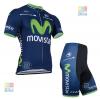 ชุดปั่นจักรยาน เสื้อ และ กางเกงปั่นจักรยาน ทีม Movista ขนาด S