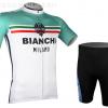 ชุดปั่นจักรยาน ทีม Bianchi Green ขนาด L พร้อมส่งทันที ฟรี EMS