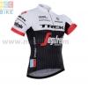 เสื้อปั่นจักรยาน แขนสั้น Trek 2016