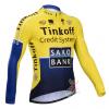 เสื้อปั่นจักรยาน SAXO พร้อมส่ง