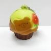 C669 สกุชชี่ โคอาล่า คัพเค้ก ชาเขียว 5 cm (Soft) มีกลิ่นขนม