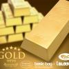 I074 I-bloom Gold 9999 1 ชิ้น สกุชชี่ ไอบูม แท่งทอง ขนาด 14 CM