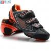 รองเท้าปั่นจักรยาน เสือหมอบ สีดำส้ม B36-B1521-0307