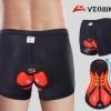กางเกงปั่นจักรยาน boxer VeoBike เป้าเจล อย่างดี