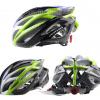 หมวกกันน๊อค จักรยาน Giro สีเขียวดำ