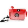 TY074 กล้องทอย Toy Camera โลโม่ สามารถถ่ายใต้น้ำได้ลึกถึง 3 เมตรไม่ต้องใช้ถ่าน ใช้ฟิล์ม สีแดง 35mm (ฟิลม์ซื้อแยกต่างหาก)