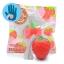I115 สกุชชี่ Mini strawberry I-bloomสีแดง ขนาด 6cmลิขสิทธิ์แท้ ญี่ปุ่น thumbnail 1