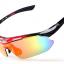 แว่นตาปั่นจักรยาน Bikeboy มีคลิปสายตา เปลี่ยนเลนส์ได้หลายสี เลนส์ Polarized thumbnail 3