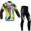 ชุดปั่นจักรยาน แขนยาว กันหนาว FOX สีรุ้ง ผ้าหนา ลดราคา thumbnail 1