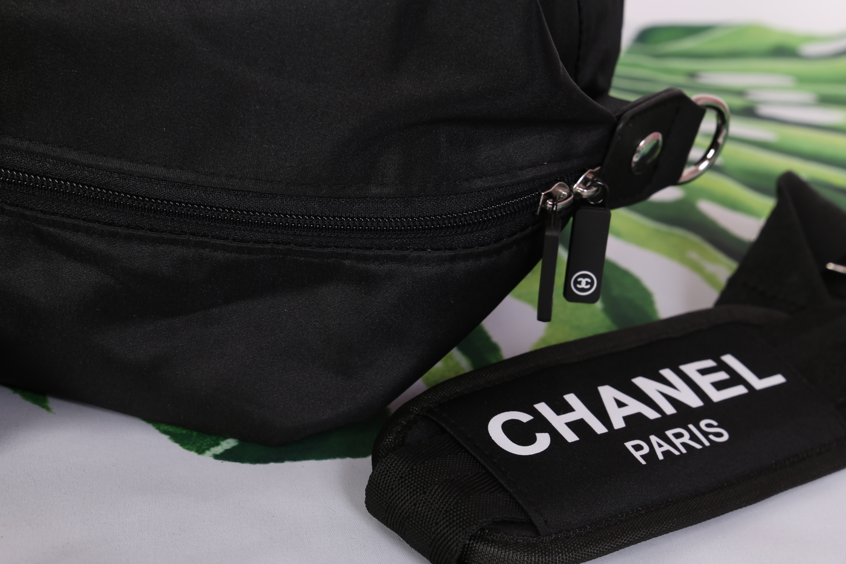 ab58eda925661b Chanel Authentic VIP Gift Bag Duffle Gym Travel - make happy office ...