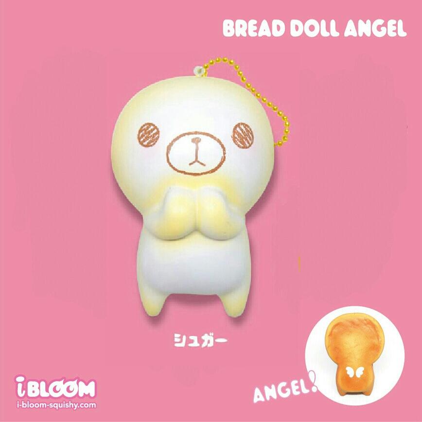 I003 I-Bloom squishy SUGER DOLL 2016 ลิขสิทธิ์แท้ ญี่ปุ่น