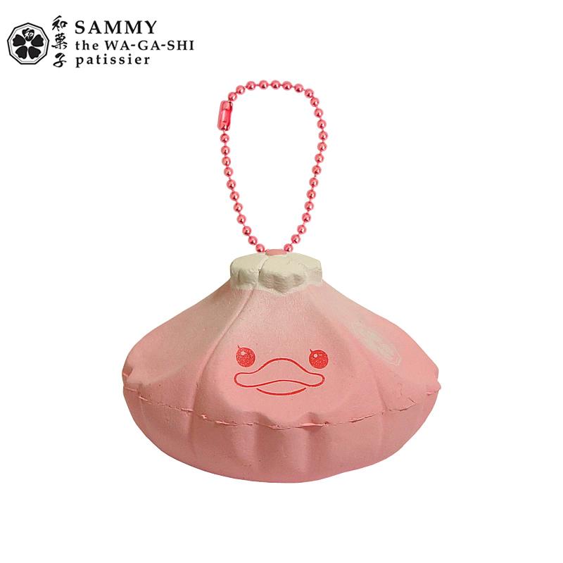 CA401 SAMMY Pink Squishy (SOFT) 6 cm ลิขสิทธิ์แท้
