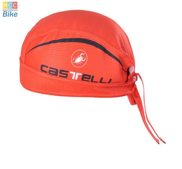 ผ้าโพกหัว จักรยาน Castelli